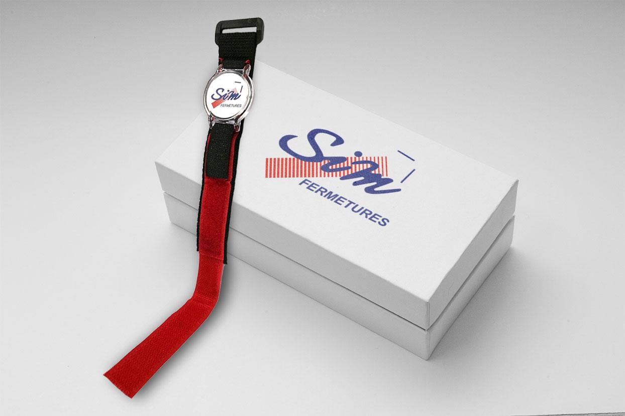 Innovation : les bracelets / badges Vigik® par Sim Fermetures
