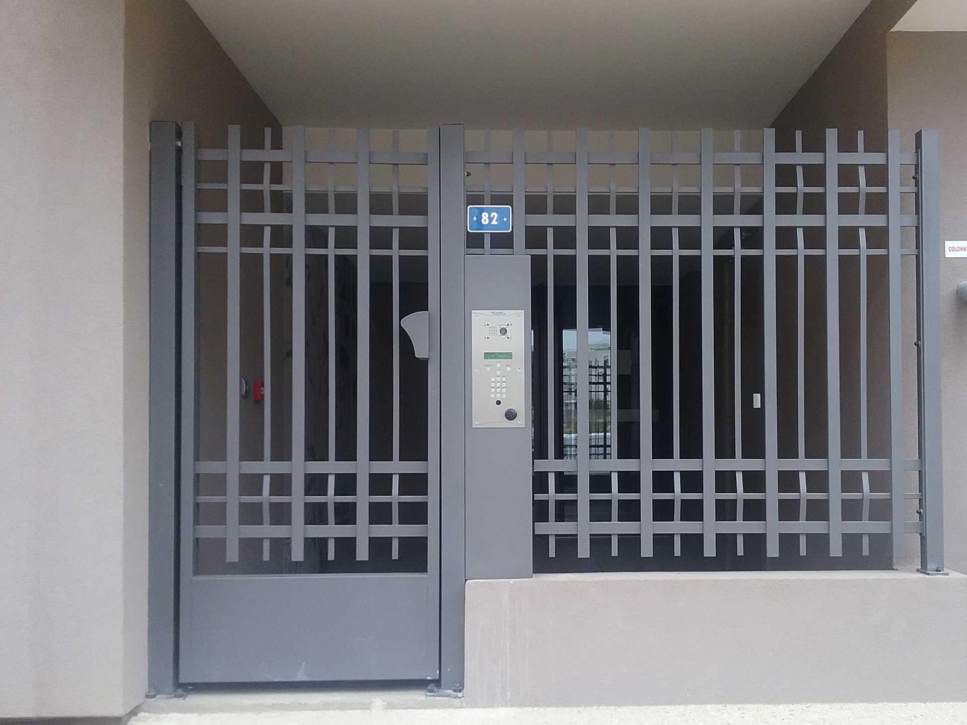 Vente et location de systèmes d'accès et interphonie sans fil avec Sim Fermetures à Perpignan